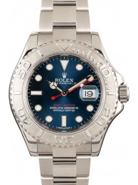 Knockoff Rolex Yacht-Master 116622 Blue Dial WE01818